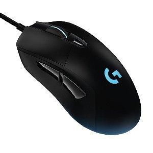 Mouse Gamer G403 HERO 16000dpi Preto Logitech