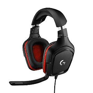 Headset Gamer G332 Logitech