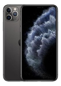 iPhone 11 Pro Max 256 Gb Cinza-espacial