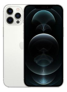 Apple iPhone 12 Pro Max (512 Gb) - Prateado
