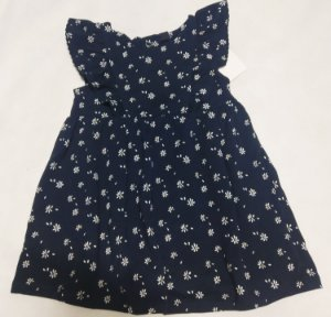 Vestido Floral Infantil Bebê - 18 meses