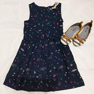 Vestido Infantil Estampa-  05 anos