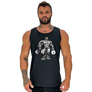 Regata Clássica Tradicional Masculina MXD Conceito Bodybuilding