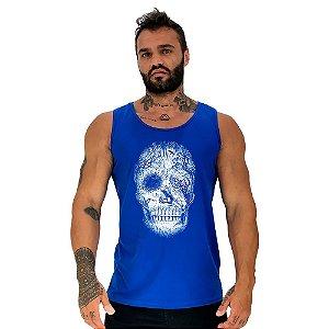 Regata Clássica Tradicional Masculina MXD Conceito Forest Skull