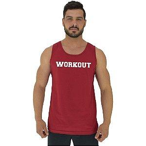 Regata Clássica Tradicional Masculina MXD Conceito Workout Exercite-se