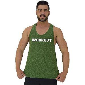 Regata Cavada Masculina MXD Conceito Workout Exercite-se