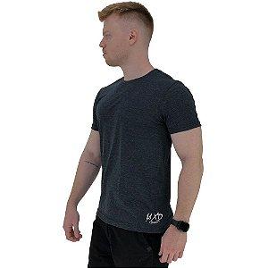 Camiseta Tradicional Masculina MXD Conceito Estampa Lateral Logo Horizontal