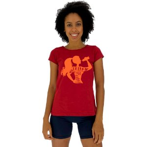 Camiseta Babylook Feminina MXD Conceito Beba Mais Água
