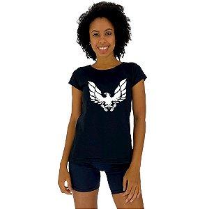 Camiseta Babylook Feminina MXD Conceito Fênix