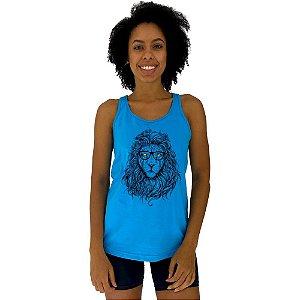 Regata Feminina Recorte Nadador MXD Conceito Lion