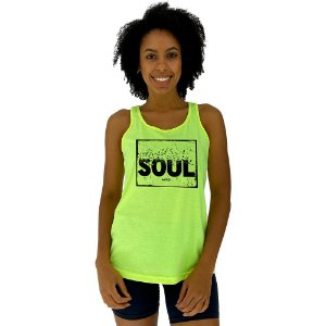 Regata Feminina Recorte Nadador MXD Conceito Soul