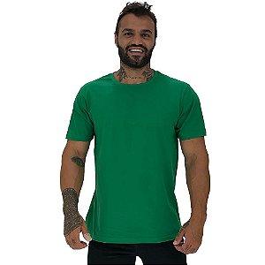 Camiseta Tradicional Masculina MXD Conceito Verde Bandeira