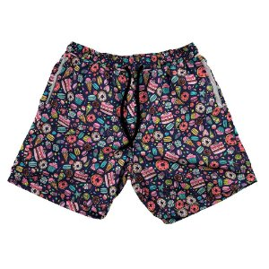 Shorts Praia Tactel Masculino MXD Conceito Candy