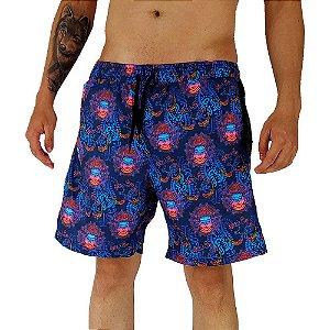 Shorts Praia Tactel Masculino MXD Conceito Hindu