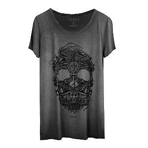Camiseta Masculina Gola Cavada Korsair Sea Elements