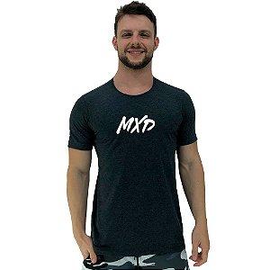 Camiseta Diferenciada Masculina KM MXD Conceito Grafite Pincelado
