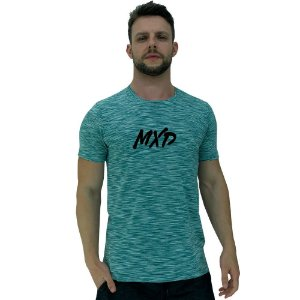 Camiseta Diferenciada Masculina KM MXD Conceito Flame Pincelado