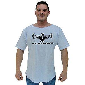 Camiseta Morcegão Masculina MXD Conceito Be Strong