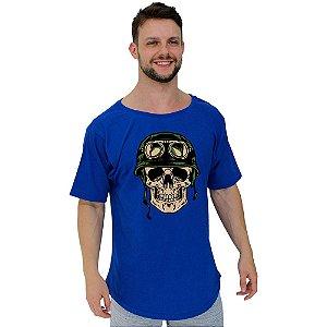 Camiseta Morcegão Masculina MXD Conceito Soldier Skull