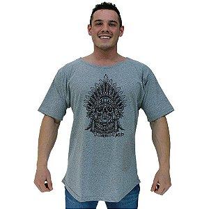 Camiseta Morcegão Masculina MXD Conceito Índio Chefe