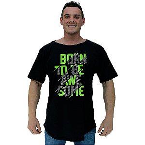 Camiseta Morcegão Masculina MXD Conceito Born To Be Awesome