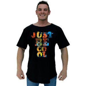 Camiseta Morcegão Masculina MXD Conceito Just Be Cool