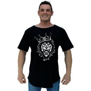 Camiseta Morcegão Masculina MXD Conceito King Lion