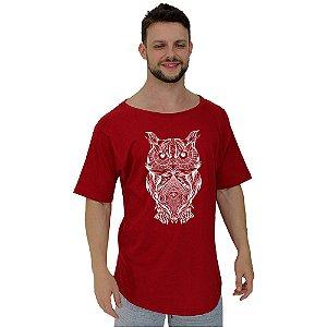 Camiseta Morcegão Masculina MXD Conceito Coruja