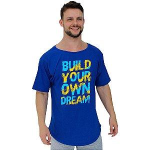 Camiseta Morcegão Masculina MXD Conceito Build Your Own Dream