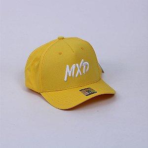Boné Snapback MXD Conceito Unissex Amarelo