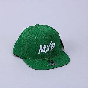 Boné Snapback MXD Conceito Unissex Verde