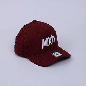 Boné Snapback MXD Conceito Unissex Bordo