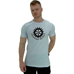 Camiseta Tradicional Universitária Engenharia Mecânica