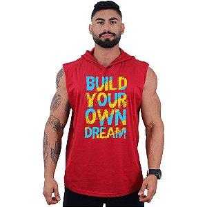 Regata Longline com Touca MXD Conceito Build Your Own Dream