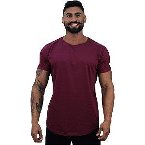 Camiseta Longline Masculina MXD Conceito Bordo