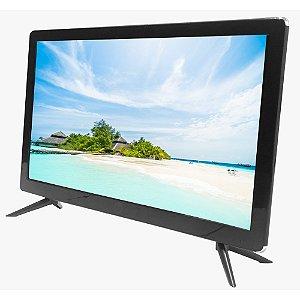 MONITOR TV LED 27 BRAZILPC H270-T HOE PRETO (1XHDMI/1XVGA/1XAV/1XPC AUDIO/1XFONE/1XUSB)