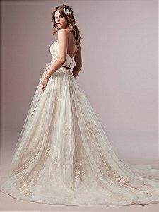 Vestido de Noiva Summer Maison