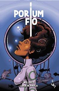 Por Um Fio (Graphic Novel) Will Rez e Lara de Paula