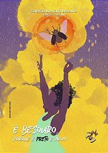 Coleção Literária Besouro - Vol. 10 - É Besouro, Por que é preto e avoa!