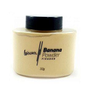 Pó Facial Luisance Banana Powder