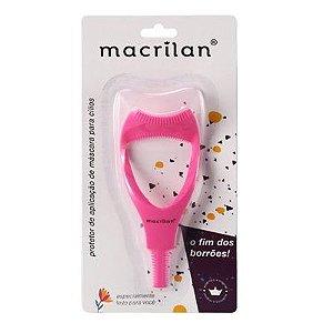 Protetor para aplicação de máscara para cílios Macrilan