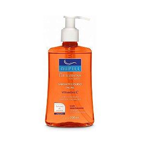 Sabonete Líquido Facial Vitamina C Nupill 200ml