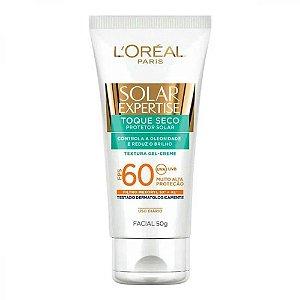 Protetor Solar Loréal Expertise Facial Toque Seco Fps60 50g