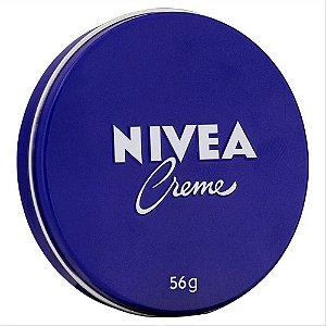 Creme hidratante Nivea lata 56g