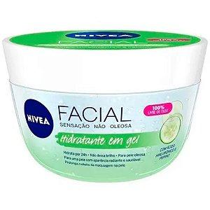 Gel Hidratante Facial  NIVEA Ácido Hialurônico e Pepino 100g