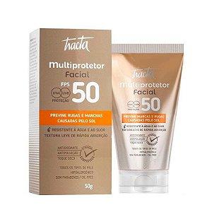 Multiprotetor Facial FPS 50 Tracta