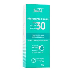 Hidratante Facial Tracta com FPS30