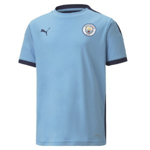 Camisa Manchester City Juvenil