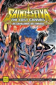 Cavaleiros do Zodíaco - Lost Canvas Especial - Vol. 21 - PRÉ-VENDA