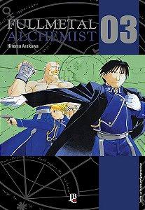 Fullmetal Alchemist - Especial - Vol. 3 - PRÉ-VENDA